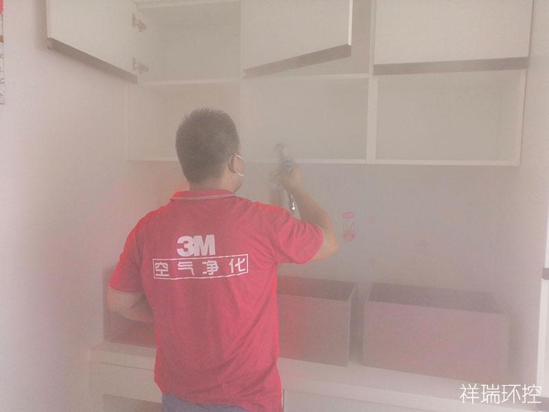 家庭新房装修除甲醛